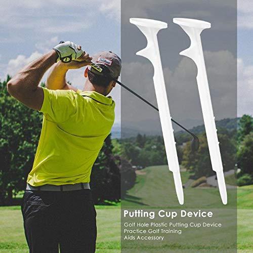 HATCHMATIC 5pcs / Set 73mm Golf Tees Golf Training Aids Essential 34 43 48MM Balances limites pour l'extérieur Golfeur Accessoires