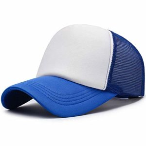 TYMVisor Casquette de Baseball Été Unisexe Réglable Sport en Plein air Loisirs Écran Solaire Chapeau d'ombrage Respirant (56-60CM),8#