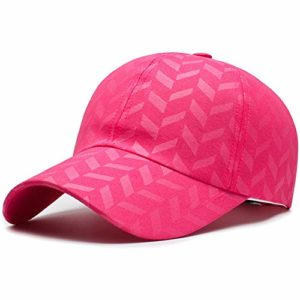 TYMVisor Casquette de Baseball Unisexe réglable Baseball Hat Sport Running Outdoor Shade Shade (56-60CM),3#