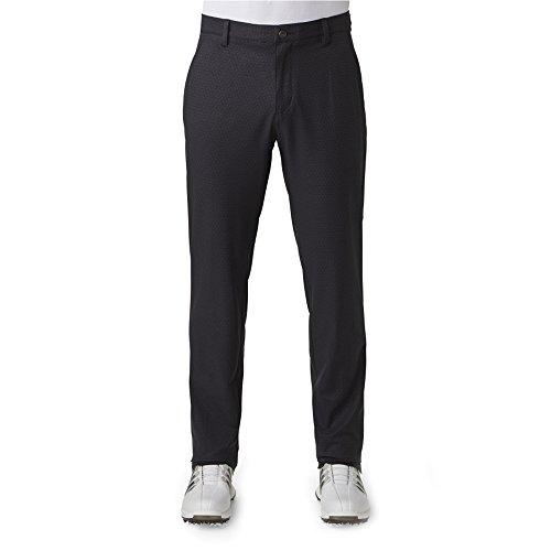 adidas Golf pour Homme ADI Ultime Geo Impression Pantalon, Homme, Charbon