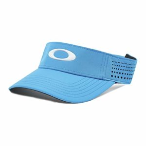 Oakley Perf Visor, Atomic Blue, One Size