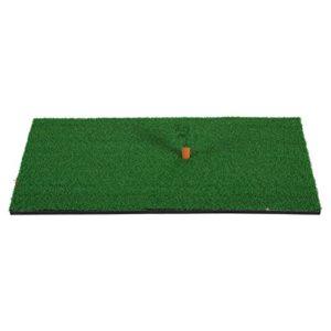 Winomo Tapis de practice, en herbe synthétique, pour golf, 30x 60cm