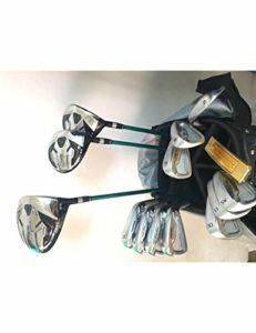 HDPP Club De Golf Golf Ensemble Complet TW Golf Driver Driver + Bois De Parcours + Fers À Repasser + Putter Graphite Shaft avec Couvre-Chef