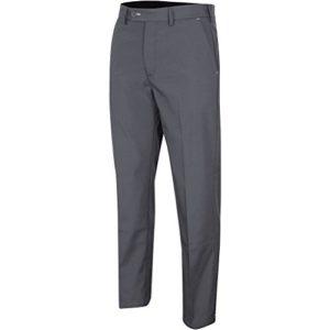 Island Green All Weather Long Pantalon Homme, Gris Moyen, Taille 46