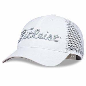 TITLEIST Casquette du Golf (Performance Ball Marker, Tour Performance) (Tour Performance Mesh, White/Grey)