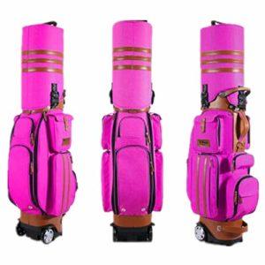 DNMOBA Sac de Golf Rigide avec remorqueur et airbag avec Mot de Passe Sacs de Voyage de Voyage de Week-End (Couleur : E, Taille : Free Size)