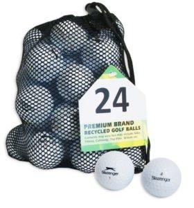 Second Chance Slazenger 24 balles de Golf de récupération Grade A