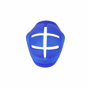 Golf Ball Marker Golf Alignement Scriber Ligne Modèle Plastique Mark Tache Bleue Liner 5pcs