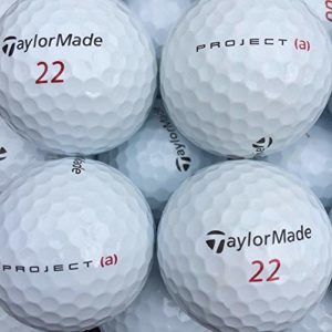 lbc-sports Taylormade Project Paire de balles de Golf AAAA Blanc, weiß, 200 Bälle
