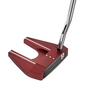 Odyssey 2018 Putter Red O-Works, 73076252534SS2, Red, Superstroke Slim 2.0, 86,3 cm