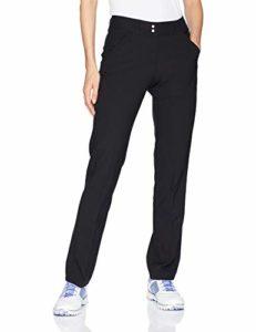 adidas Golf pour Femme Fall Poids Pantalon, Femme Homme, Noir, Size 8