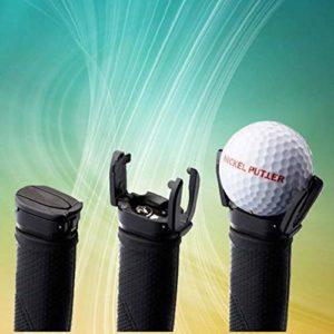 dyudyrujdtry Bonne Facture Golf Balle Support Arrière Outil Saver Mâchoire Grip Club de Golf Retriever Grabber Retriever pour Le Camping, Pique-Nique et Autres Extérieur Activités – Q