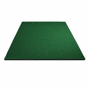 Golf 3D Frapper Golf Mat Pad Driving Range,Accessoires pour Le Golf (Color : Green, Size : 150X150cm)
