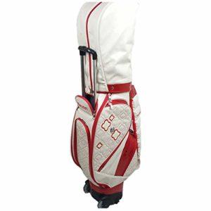 LJPHLL Sac De Golf Femelle Tige Cachée Portable Sac À Dos Sac De Golf De Haute Qualité,Une