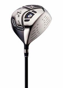 MAZEL Titanium Driver de Golf pour Homme, droitier, 460 CC, Argent 10,5 degrés Flex R.