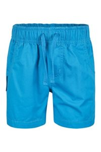 Mountain Warehouse Short Fille été Mi Court 100% Coton léger Respirant Lakeside Sarcelle 3-4 Ans