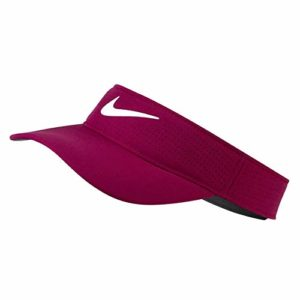 NIKE AeroBill Big Bill Golf Visor 2018 Women True Berry/Anthracite/White One Size Fits All
