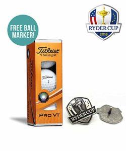 titleist pro v1-Balles de golf-Lot de 3