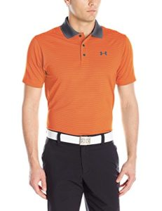 Under Armour Men's Release Polo, Rhino Gray (076)/Rhino Gray, Medium