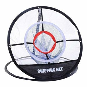 Yeshai3369 Golf Net, Golf Hitting Net, Golf Chipping Practice Net Target System 3 Layers