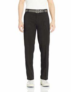 Amazon Essentials Classic-Fit Stretch Golf Pant, Noir, 38W x 32L
