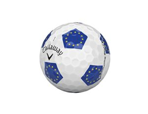 Callaway Golf Une Douzaine Chrome Doux 18Union Européenne Truvis Balle de Golf