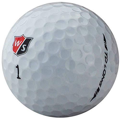 lbc-sports Wilson Staff TD Balles de Golf Longues AAAAA Blanc, lbc-6112-var-12-200, Weiß, 200 Bälle
