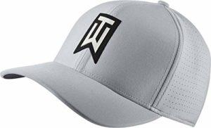 Nike Aerobill TW Classic99 Hat Casquette De Baseball, Gris (Gris 012), Unique (Taille Fabricant: L/XL) Homme