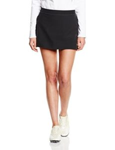 Nike Innovation Links – Jupe Short pour Femme XL Noir/argenté métallique