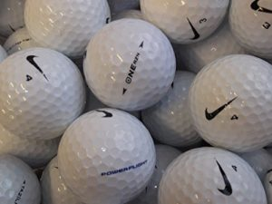 Nike Lot de 50 balles de Golf Grade A