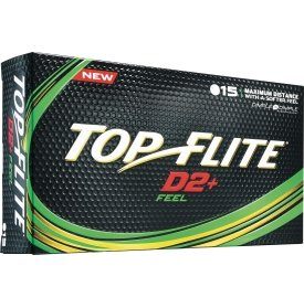 Top Flite D2+ Feel 2016 (Lot de 15)