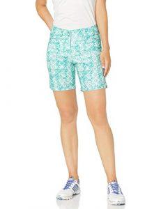 adidas Golf Essentials Imprimé pour Homme 17,8cm, Femme, TW6226S8, Hi-Res Green, Taille 38
