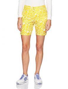 adidas Golf pour Femme Essential Imprimé pour Homme 17,8cm, Femme, EQT Yellow