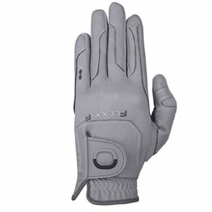 Big Max Zoom Weather Style Gants de Golf pour Femme, Gris, Linke Hand/Einheitsgröße