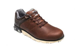 Callaway Apex Pro Waterproof Spikeless, Chaussures de Golf Homme, Marron Brown, 39 EU