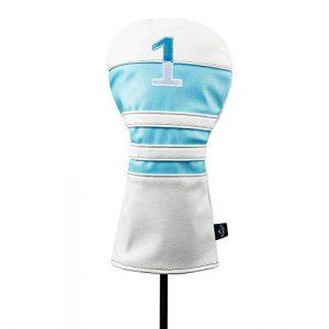 Callaway HC CG AM Cache-tête de Golf pour Homme Blanc/Bleu Clair/Bleu Marine Taille Unique