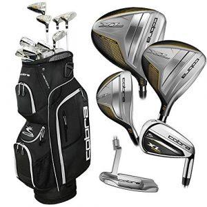 COBRA XL Ensemble Complet de Golf Acier