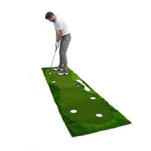 Filets de Golf pour Tapis de Golf de Jardin Garden Net de Pratique intérieure et extérieure (Color : Green, Size : 80CM*350CM*0.3CM)