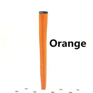 HATCHMATIC Vente en Gros 58R Caoutchouc Golf Club Putter de Haute qualité: Orange