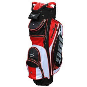 Masters Golf – T:900 Trolley Bag Black/White/Red