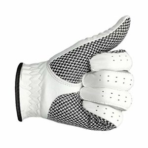 N/A NA Gants Homme Main Gauche Gant de Golf Peau de Mouton Antidérapant Résistant à l'usure Respirant pour Le Sport