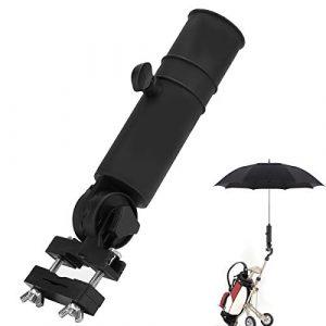 OhhGo Chariot de Golf Porte-Parapluie Support de Porte-Parapluie Universel pour voiturette de Golf Noir