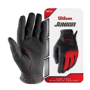 Wilson WGJA00790M – Gant de Golf (Composite) Taille: M Juniors