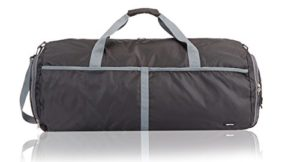 AmazonBasics Sac de sport/week-end repliable en tissu souple 69cm