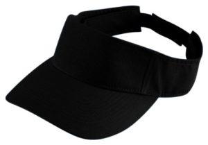 Augusta garçon Vêtements de sport Sport sergé Visière – Noir – Taille Unique
