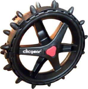 Clicgear Roulettes Hérisson pour Clicgear 3.0 & 2.0