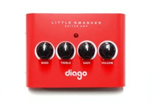 Diago dialittlesmash LED fixe Tête Amplificateur pour guitare