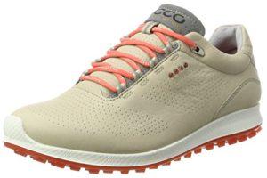 Ecco Women's Biom Hybrid 2, Chaussures de Golf Femme, Beige (Oyester Blush), 38 EU