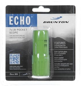 Echo Pocket Scope 7X18 – Green