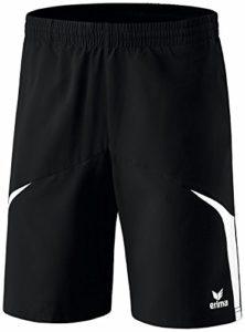 Erima Razor 2.0 Short Homme Noir/Blanc FR : XXL (Taille Fabricant : XXL)